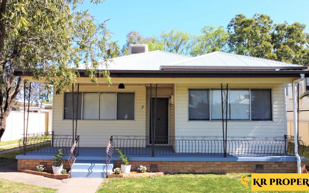 7 Barwan Street, NARRABRI  NSW  2390