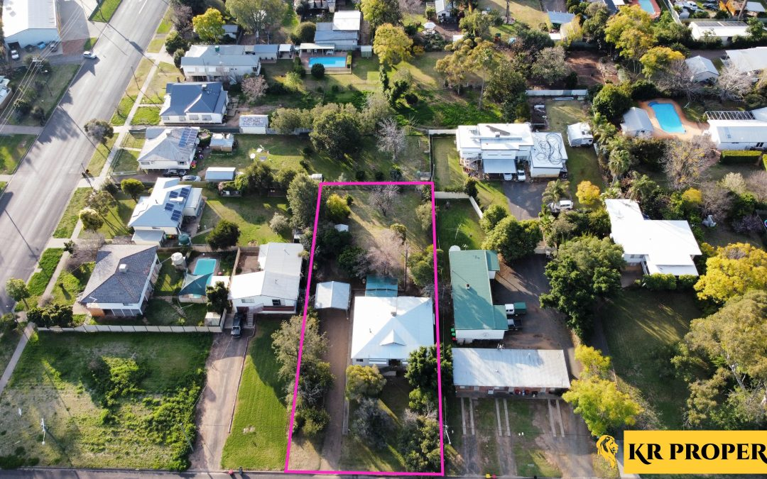 3 Beatrice Street, NARRABRI  NSW  2390